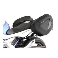 Sw-Motech BLAZE H saddlebag set Black/Grey. Suzuki SFV650 Gladius (09-16