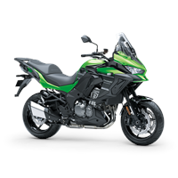 Kawasaki Versys 1000 2020  Lime green/ M etallic Black