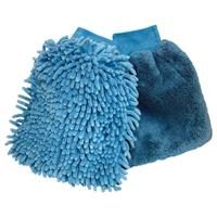 Wash And Wax Mitts Microfiber