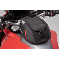 Sw-Motech PRO Trial tank bag For PRO tank ring | Black/grey. 13-18 L.