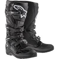 Alpinestars Støvel Tech 7 MX Enduro Svart