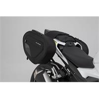 Sw-Motech BLAZE H saddlebag set Black/Grey. CBR300R(15-), CBR500R/CB500F