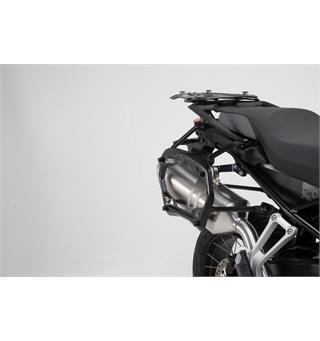 Sw-Motech PRO side carriers Black. BMW F 750 / 850 GS (18-).