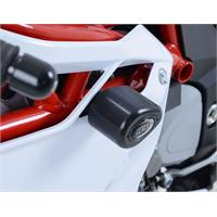 R&G Aero no-cut Frame Sliders, MV Agusta a F4 1000R '10- / F4RR / F4 RC '15-