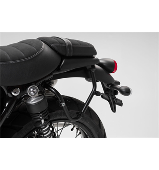 Sw-Motech SLC Side Carrier Left Triumph Street Twin (16-)