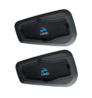 Cardo Freecom 1 + Duo Dobbeltsett - for 2 personer