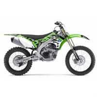 Flu Design Kx450F 10-11 Komplett Dealset
