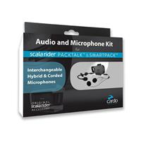 Scala Packtalk/Smartpack audio Kit Cardo